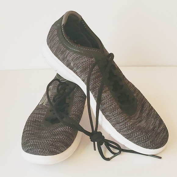 Skechers Go Step BlackGray goga mat sneakers